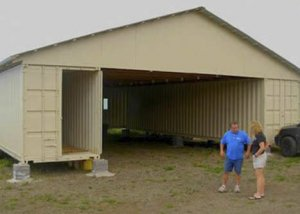 Ideas de uso roscontainer - How do you insulate a shipping container home ...