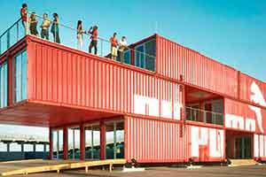Contenedores mar timos para construir tu espacio - Arquitectura contenedores maritimos ...