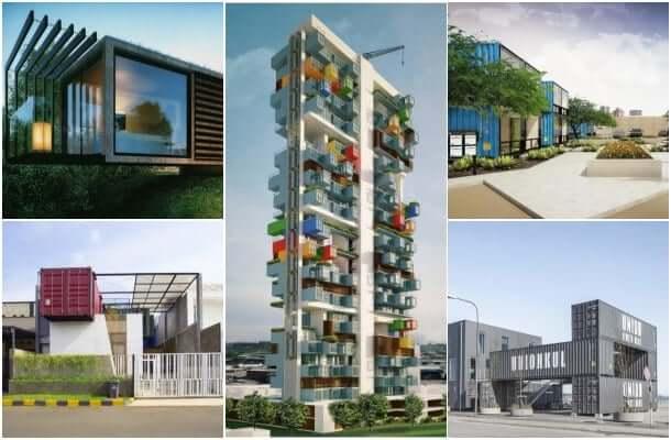 Ideas de uso ros container - Arquitectura contenedores maritimos ...