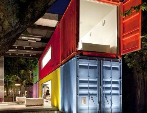 arquitectura contenedores maritimos