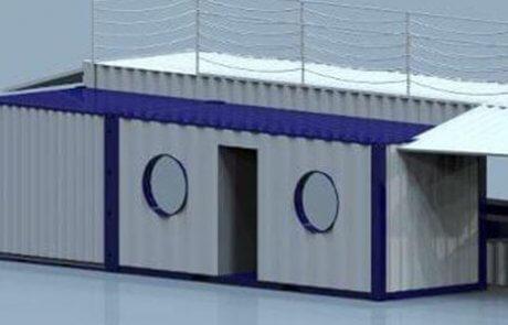 Chiringuito archivos ros container - Contenedor maritimo segunda mano ...