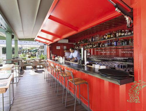restaurante contenedor maritimo roscontainer