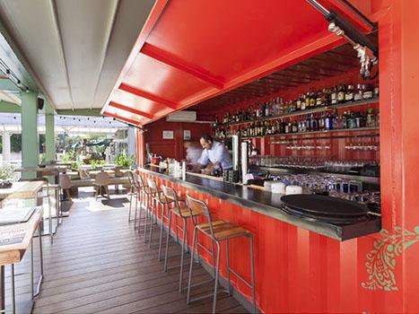Restaurante contenedor maritimo roscontainer roscontainer - Casa contenedor maritimo precio ...