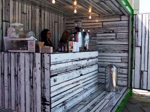Bar en contenedor maritimo roscontainer - Www roscontainer es ...