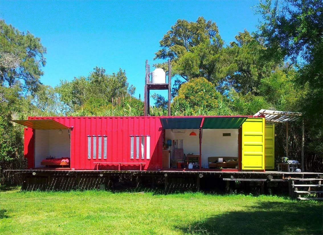 Casas en contenedores maritimos roscontainer - Contenedores maritimos casas ...