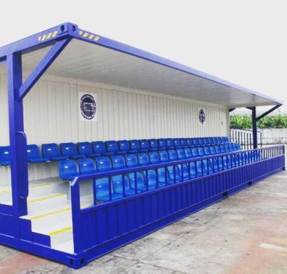 Grada en container maritimo roscontainer - Www roscontainer es ...