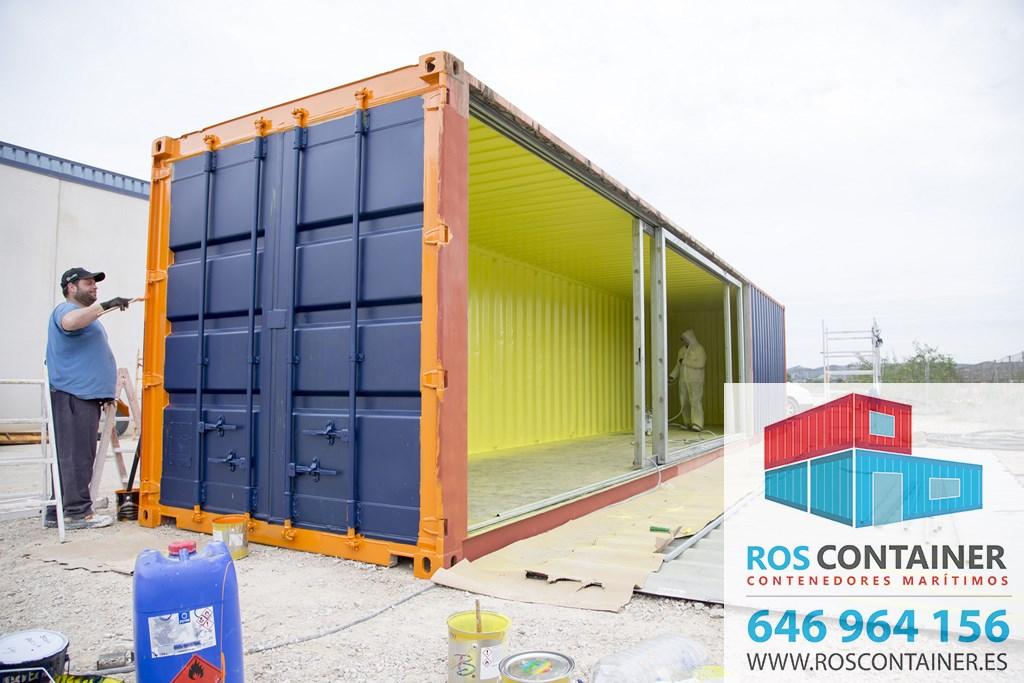 Contenedor roscontainer dia 2 10 roscontainer - Precio contenedores maritimos ...