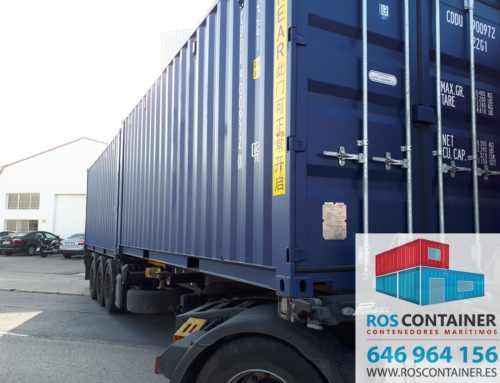 Contenedores marítimos Cargo Worthy