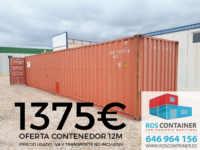 Venta de contenedores mar timos para construir tu espacio roscontainer - Contenedores maritimos usados baratos ...