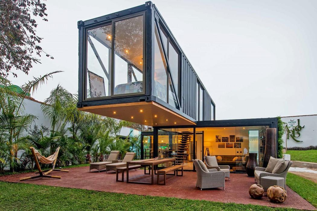 Contenedores maritimos suministrados viviendas roscontainer - Contenedores maritimos para vivienda ...