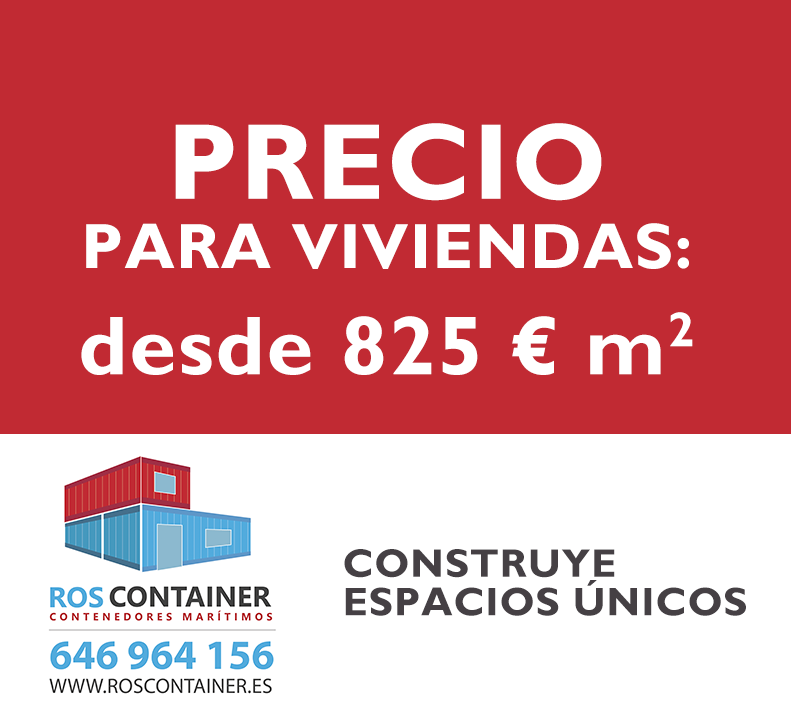 Precio contenedores maritimos casas roscontainer - Precio contenedores maritimos ...