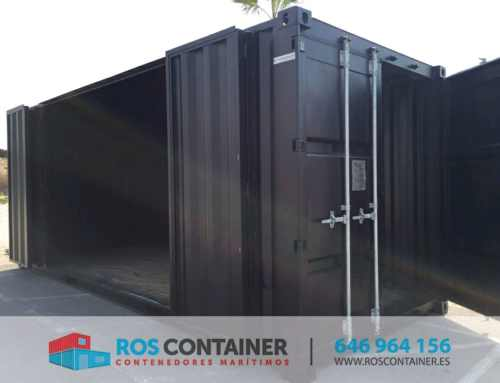 Roscontainer: Alquiler de contenedores marítimos