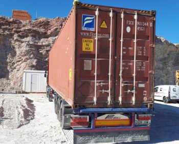 contendores marítimos